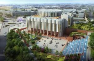 Украинцы выберут проекты реконструкции центра столицы