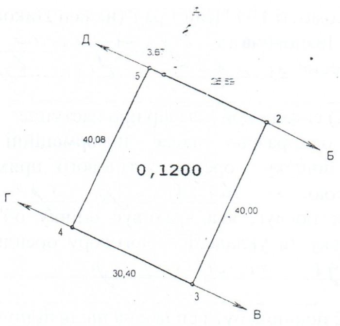 Броварской р-н, с. Семиполки, прямоугольный участок, рядом лесничество, свет, до 6335