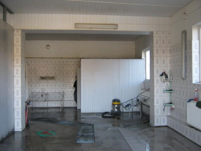 Продажа Нежитлової будівлі (Обєкт незавершеного будівництва, мийка авто та кафе, 64226