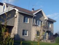 Продам частный дом 2006 г. постройки в пгт.Кировское, 390 кв.м., 2 этажа, евроре 628