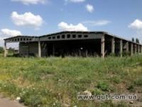 Здание незавершенного строительства свободного назначения.Имеется проект под баз 6477