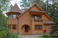 Продажа элитного коттеджа на территории КГ Златоград в Святогорске.  300 000 y.e 6294