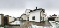 Новый  дом, построен на 6 сотках ,в тихом районе , на Бородинском мкр. Общая пло 62112