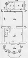 Предлагается в аренду помещение по б-ру Шевченко общей площадью 82.1 кв.м.1 этаж 64216