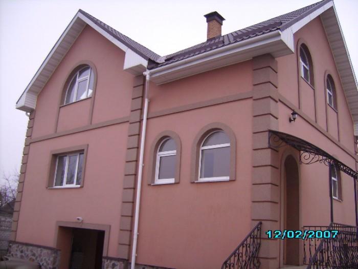 Рославичи, Васильковский р-н, 18 км от Киева, дом кирпичный 250 кв.м.,2 этажа+цо 62562