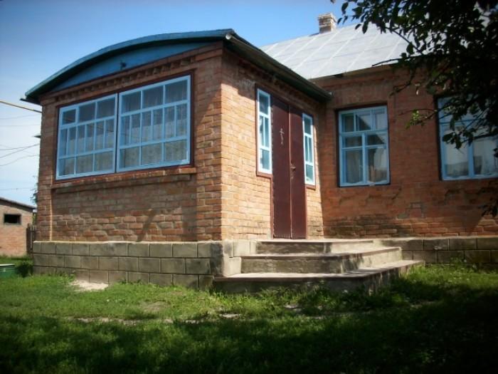 Продаю дома в с.Сосонка с участком, 20 км от Винницы Дом1 -  84 кв.м с верандой, 62599