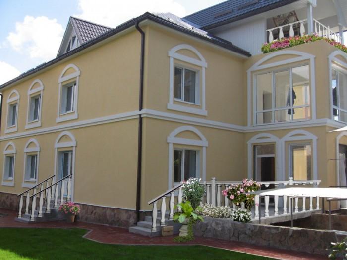 с. Иванковичи, дом 700 м.кв., 10 км. от Киева Одесская трасса, престижный коттед 62603