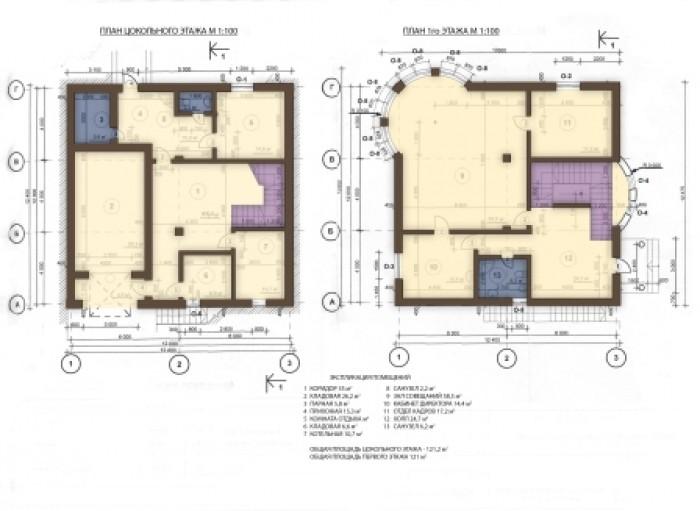Продаю коттедж (от хозяина)Площадь дома – 500 м.кв.Этажность - 4 этажаЖелезобето 62617