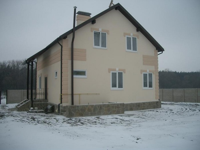 Продается дом на Большой Даниловке под чистовую отделку общей площадью – 248,40  62640