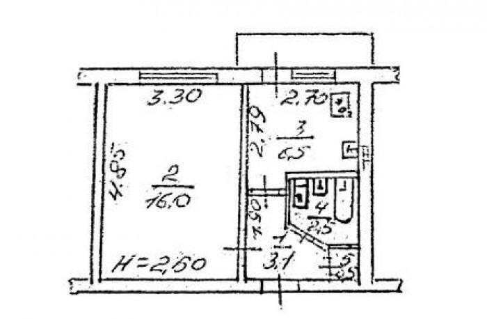 Сегодня сложно найти отдельную самостоятельную квартиру, в которую можно заселит 611658