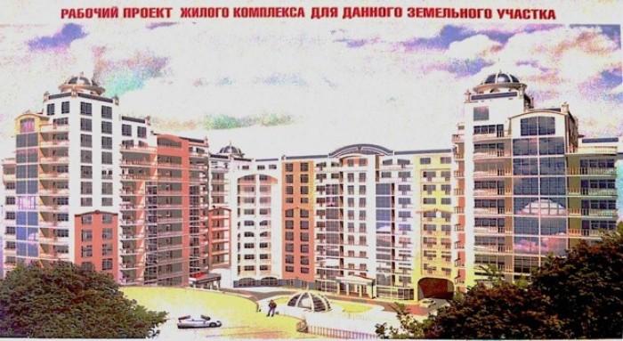 Продается участок в Крыму.МассандраВсе коммуникации300 метров до моря. 63383