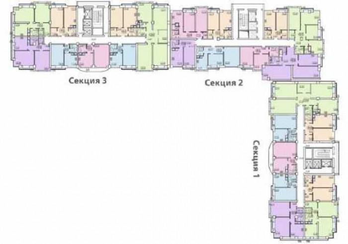 Kadorr-ь всех наверх!. Турция на горизонте!.48 кв.м. на 15 этаже для настоящего  611692