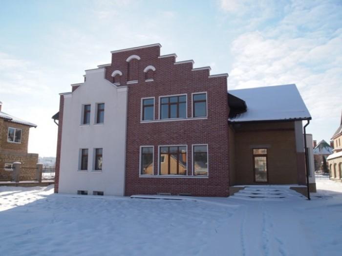 Продажа дома в английском стиле с. Иванковичи  в охраняемом городке.Дом располож 62678