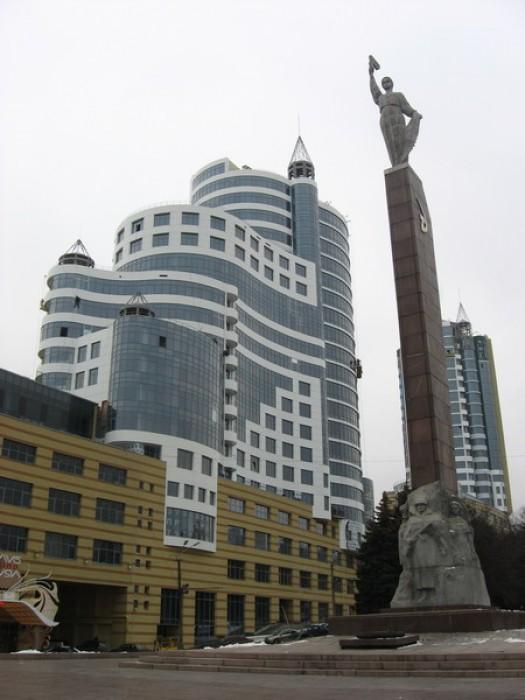 Продам квартиры в статусном жилом комплексе  с потрясающим видом на р.ДнепрКварт 611724