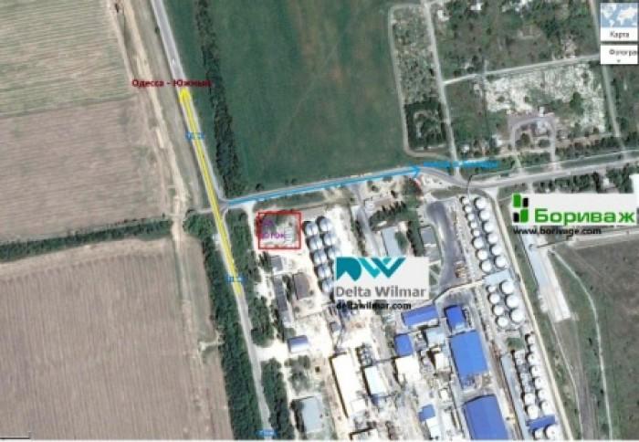 Купите фасадный участок на трассе Одесса-Южный и получите четырехкратную прибыль 63400