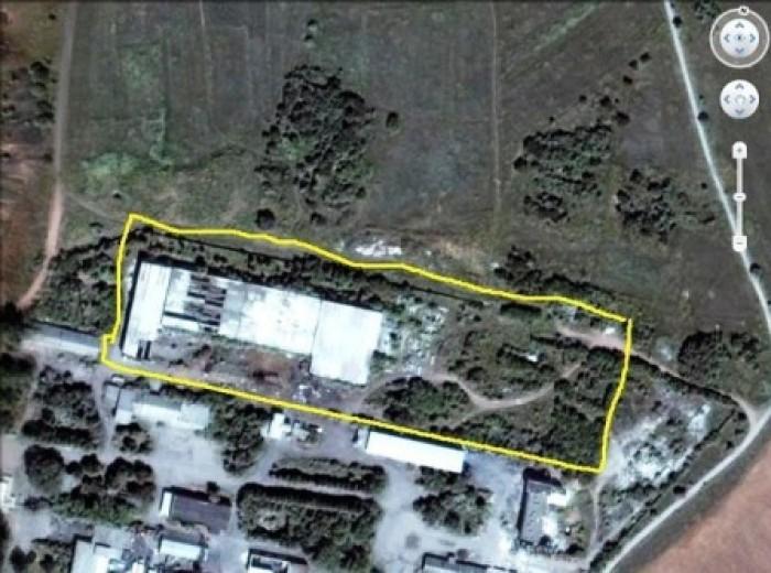 Производственные площади 6500м.кв. г.Донецк.Продам производственные помещения .  64742