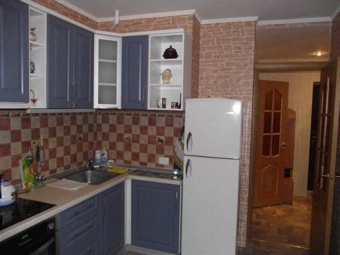 Сдам свою 1-комнатную кв.Сдам свою 1-комнатную большую, светлую квартиру. евроре 611808