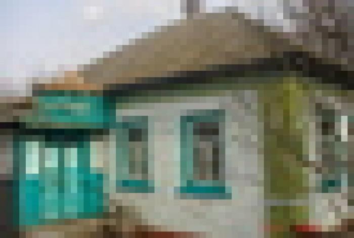 Деревянный (дубовий) дом , обложен кирпичом, 64 м2. потолки -2.9 м., зал - 21м2, 62744