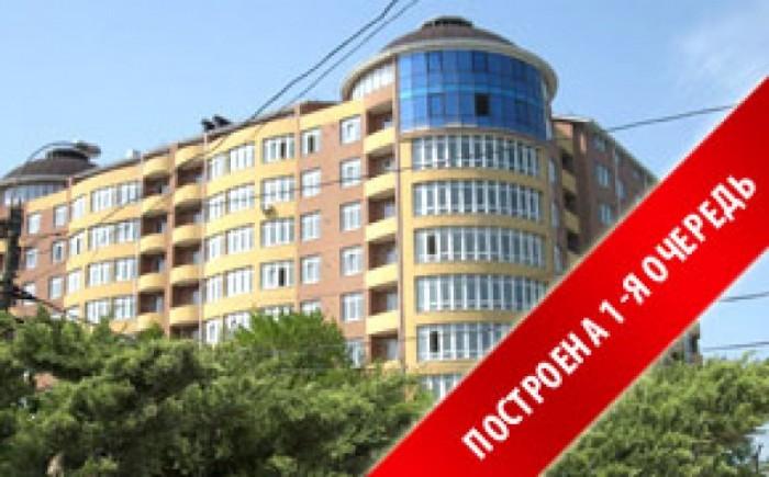 Продам квартиру в комплексе Профессионал на Тренева/Толстого, 21. 2 этаж. Свежий 611834