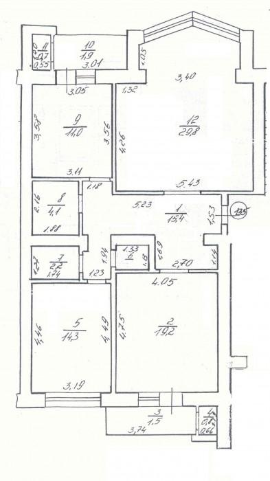 Продається квартира в новобудові за адресою м.Львів, вул. Тракт Глинянський, 153 611887