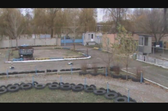 участок земли в р-не Молодогвардейской, территория бывшей автошколы:  автодром,  64858