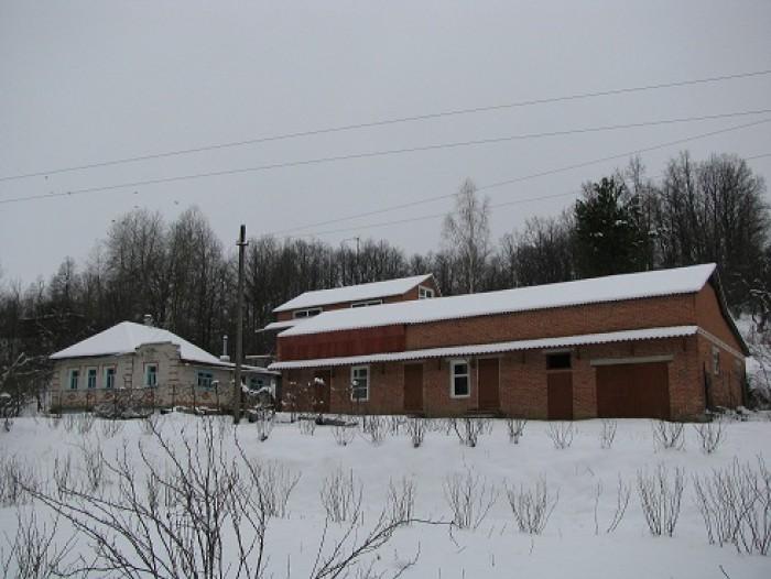 Продаются 2 дома в 10 км от г.Сумы в живописном тихом месте,рядом став, лес.Есть 62860