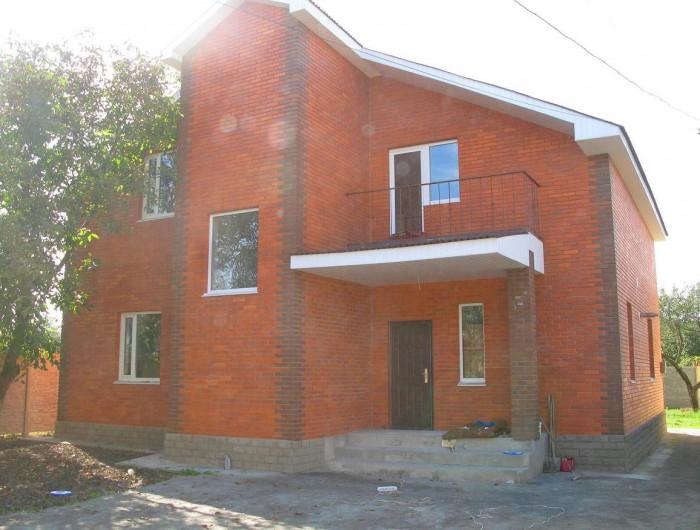 Передовая (АНД р-н)Дом 210 м2 красный кирпич+ракушняк. Четыре спальни ( одна с б 62870