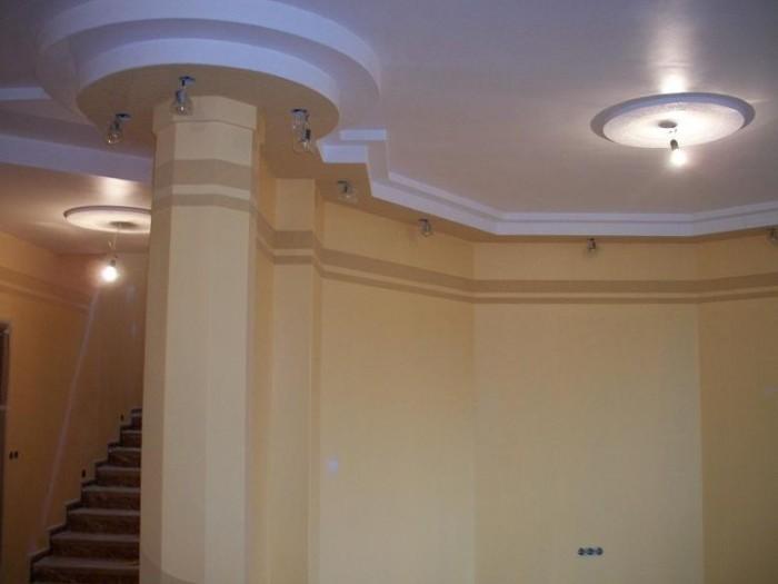 Р-н Дастора, европейский проект, дизайнерский интерьер, 300м.кв., 5 комнат, кирп 62882