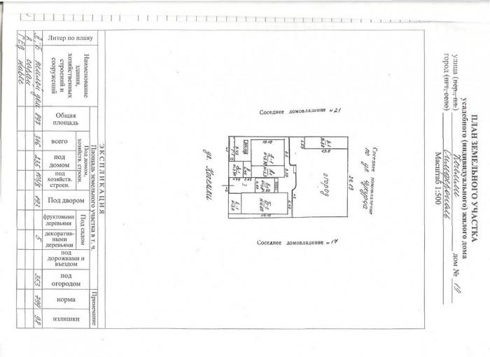 Продаю 2 дома на одном участке, в районе Ялтинской объездной (около поворота на  62889