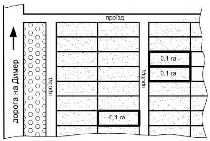 Ділянка для будівництва та обслуговування житлового будинку, господарських будів 63482
