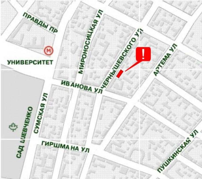 Продается ОСЗ на Чернышевской, фактическое использование – сдается в аренду под  64884