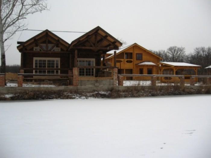 Дом находится в живописнейшем экологически чостом районе в 16 км от г. Луганска  62933