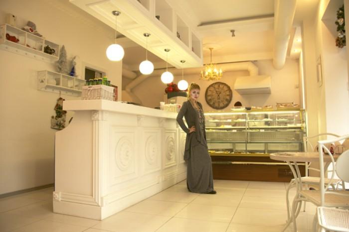 Продажа готового кафе-кондитерской в центре Одессы, на пр-те Шевченко. Фасадный  64950