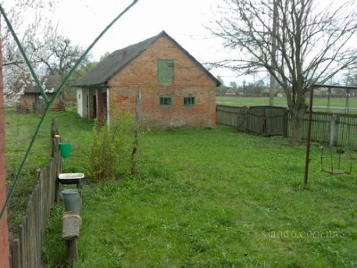 Частный дом в селе Гурбинцы, Пирятинский р-н, Полтавская обл.160 км от Киева, до 62984