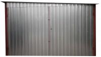 ЧП Скеля занимается изготовлением и продажей гаражей из металла и оцинкованного  64625