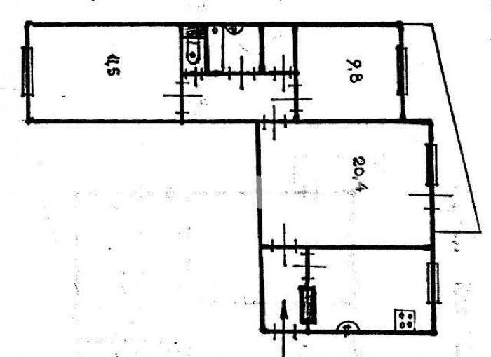Продается 3-х комнатная квартира на 25 Чапаевской дивизии 15/16 эт. в чистом жил 61553