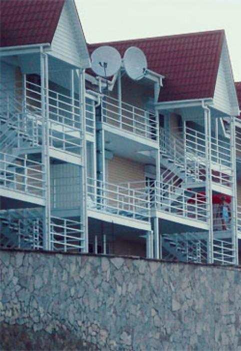 Продаются собственные апартаменты (комфортабельные эллинги) в центре пос. Орджон 61558