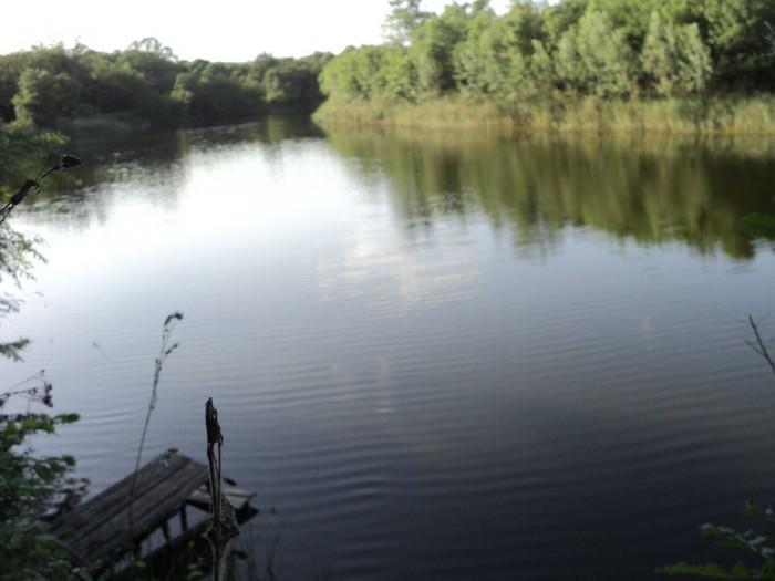 Продам участок со своим берегом судоходной реки в Подгородном.  12 соток, (своя  63103