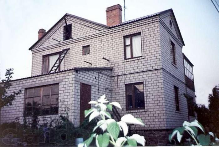 Продается 2-х этаж.дом (европейский проект). В доме необходимы внутренние отдело 62198
