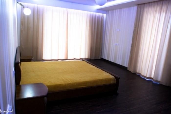 Элитная видовая квартира, с дорогой отделкой в стиле хай-тек, 95/50/15м2, 5/10 к 61709