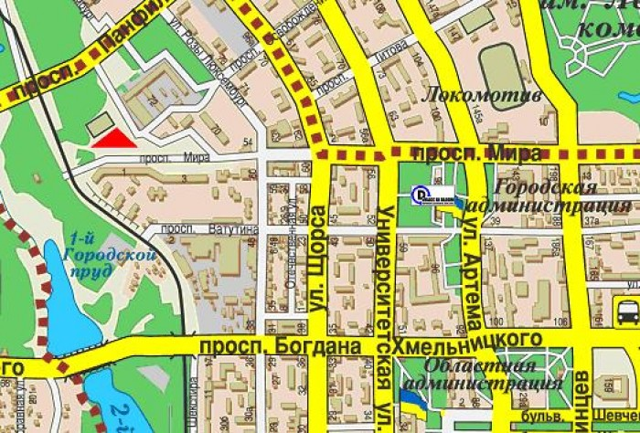 Собственник продает земельный участок в Ворошиловском районе г. Донецк (ниже пер 63150