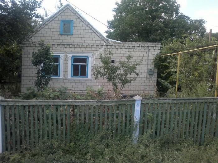 Разделенное по суду домовладение в Каланчаке, Херсон. обл. , 1/2 часть которого  62276