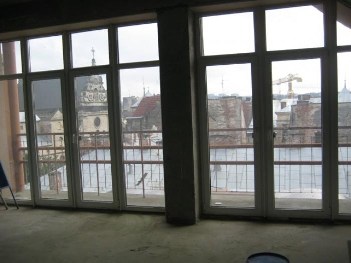 Элитная панорамная квартира в центральной исторической части города, 2-уровневая 61810