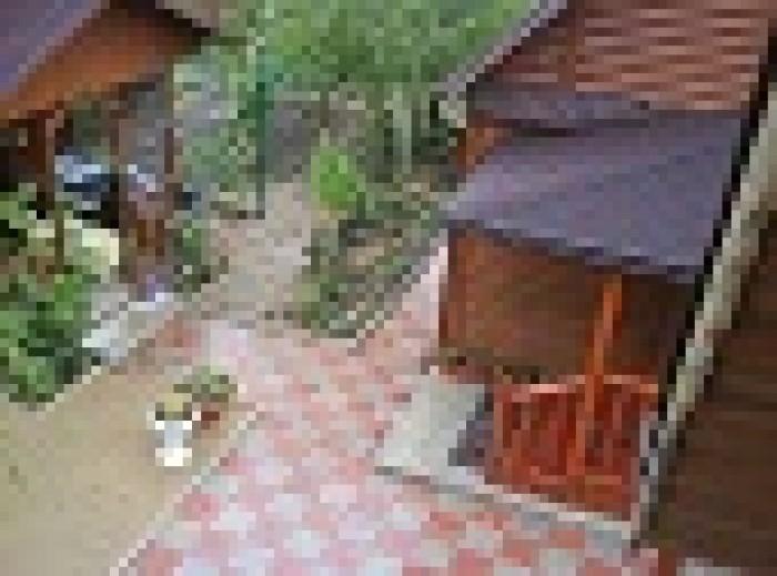 Имеется сауна на дровах. Дом для семьи, компании до 10 человек на берегу реки, в 62294