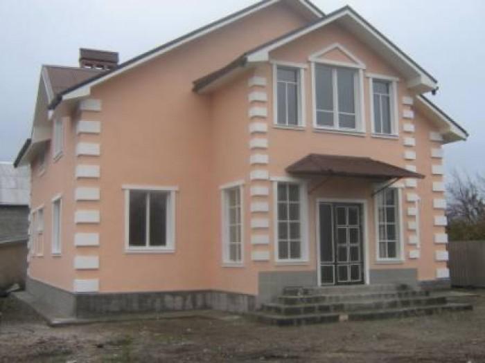Новый жилой дом  пос. Тельмана, 12х12 , 300 кв/м, готовность 100, без отделочных 62309