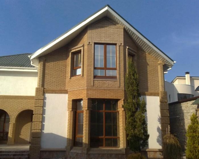 Продается новый дом в Симферополе в районе пр.Победы  ул. Новосергеевская. Дом д 62313
