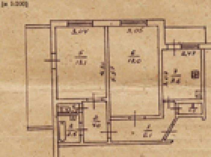 ПРОДАМ 2-комн.кв. в г. Черкассы, район Грузпорта, на 4 этаже 9 этажного дома. 57 61906