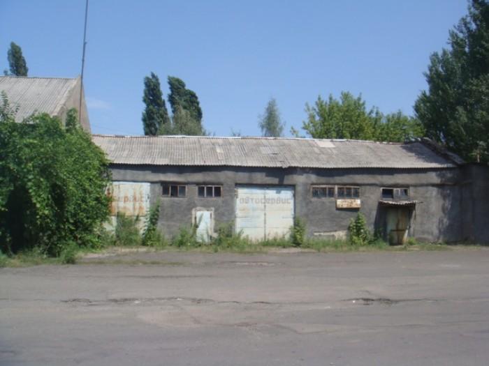 Срочно продам здание пожарной части под СТО или  Автомойку 64452