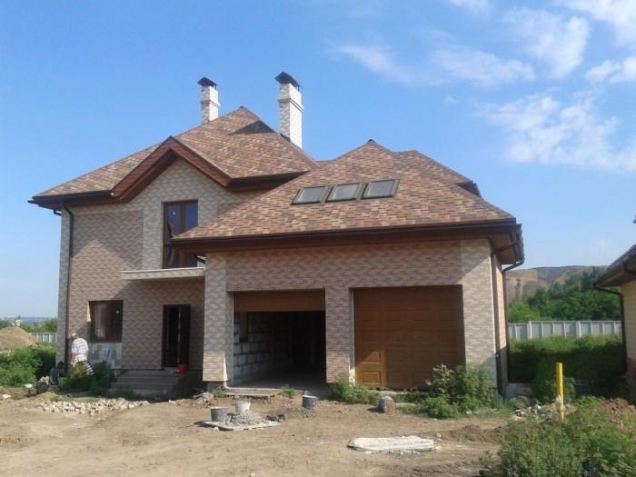 Продам дом постройки 2013 года. собственник. центр города. Калининский район, ул 62362