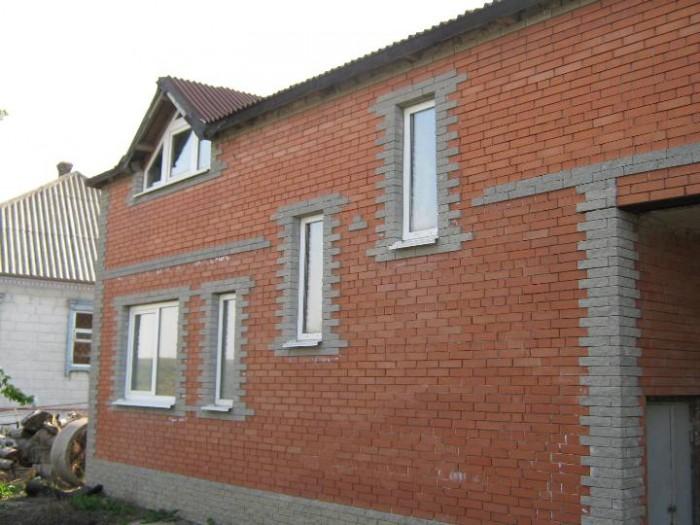 Сросно продам в Диевке2 по ул. Ивана Сусанина одноэтажный дом с мансардой площад 62399